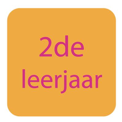 2de leerjaar | Rekenen - Taal | Pasen 2019