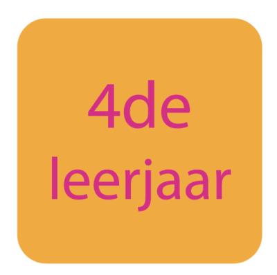 4de leerjaar | Rekenen - Taal | Pasen 2019