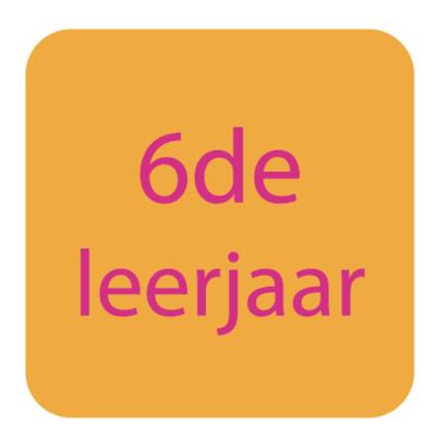 6de leerjaar | Rekenen - Taal - Frans | Pasen 2019